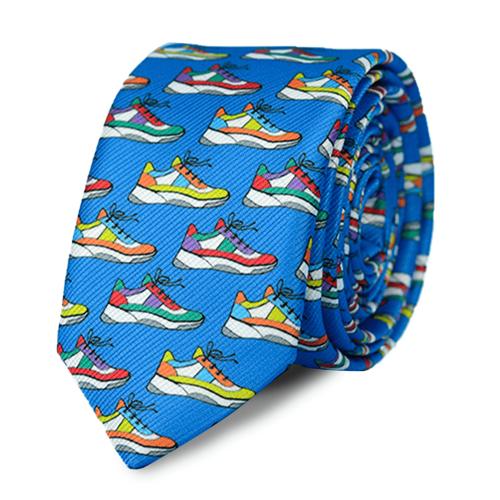 Krawat Tie or Die Sneakersy