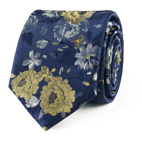 Krawat Yellow Roses